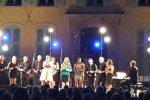 Concert avec les Soul Addict au Château du Tholonet, juin 2016