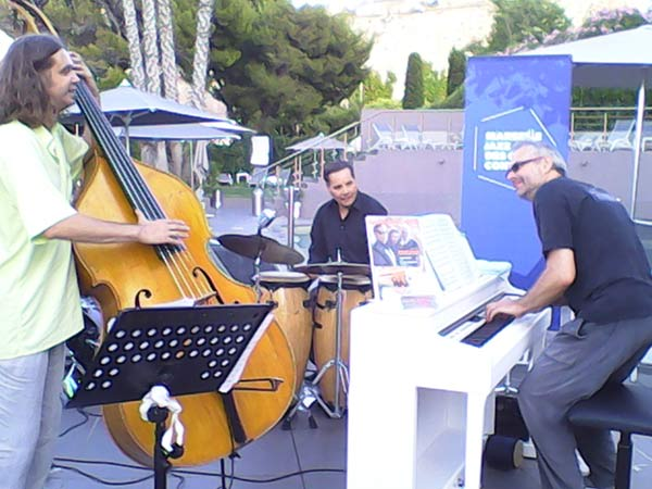 Concert de plein air